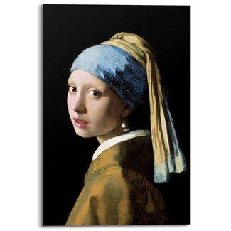 Wandbild Das Mädchen mit dem Perlenohrring