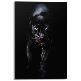 Wandbild Schwarzer Panther