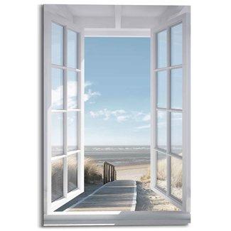 Wandbild Fenster zur Nordsee