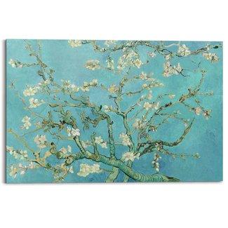 Wandbild Mandelblüte