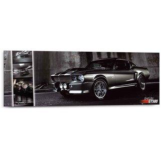 Wandbild Ford Easton Mustang GT500