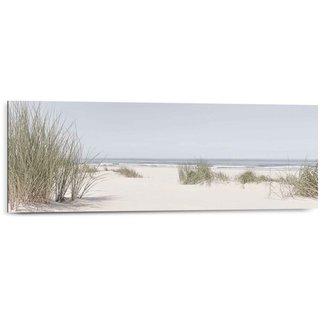 Wandbild Strand Panorama