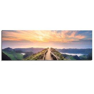 Wandbild Morgenröte