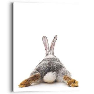 Wandbild Kaninchen