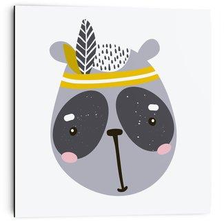Wandbild Panda