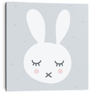 Wandbild Schlummernder Hase