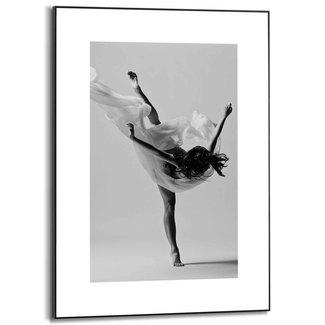Gerahmtes Bild Ballerina
