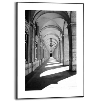 Gerahmtes Bild Das Säulenportal