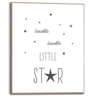 Gerahmtes Bild Twinkle twinkle little star