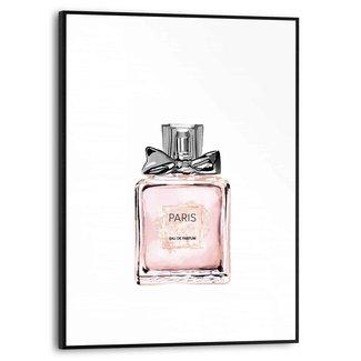 Gerahmtes Bild Parfümflasche