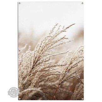 Gartenposter Gras