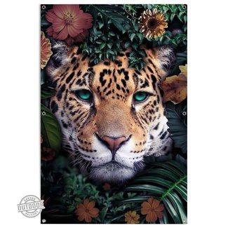 Gartenposter Leopard