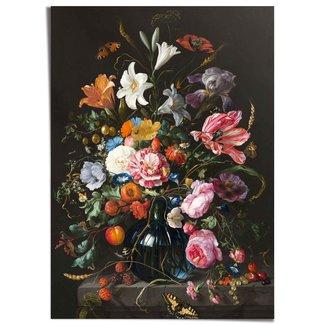 XXL Poster Stilleben Blumen