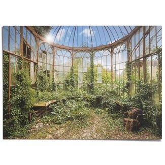 XXL Poster Gartenpavillon