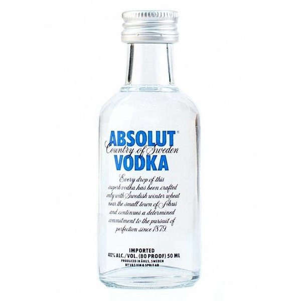 Absolut Vodka 5CL