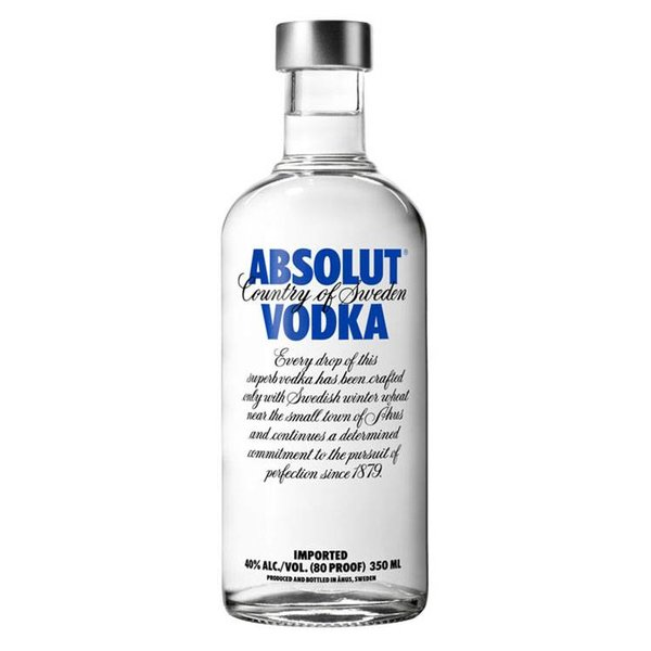 Absolut Vodka35CL