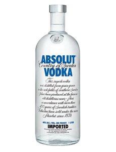 Absolut Vodka1 Liter