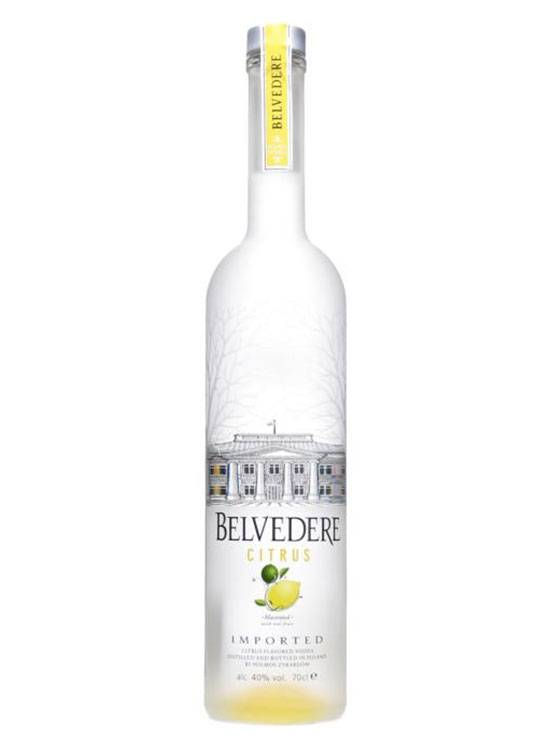 Belvedere Belvedere Citrus 70CL
