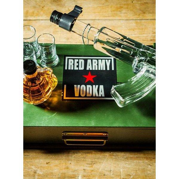 Red Army Vodka AK-47 Giftset