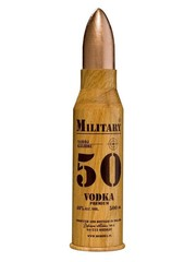 Debowa Bullet Vodka 50 CL