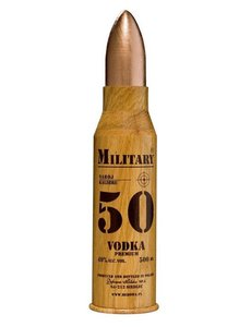 Debowa Bullet Vodka 50 CL