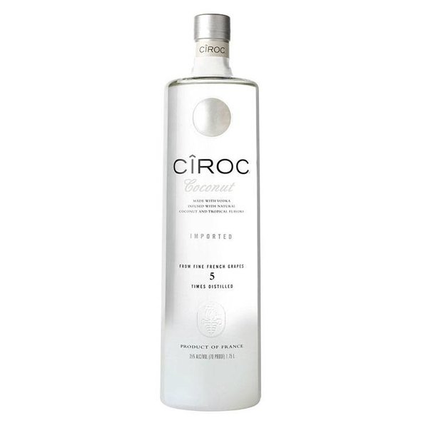 Ciroc Vodka  Coconut 70CL