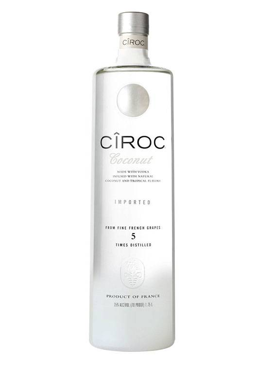Ciroc Ciroc Vodka  Coconut 70CL