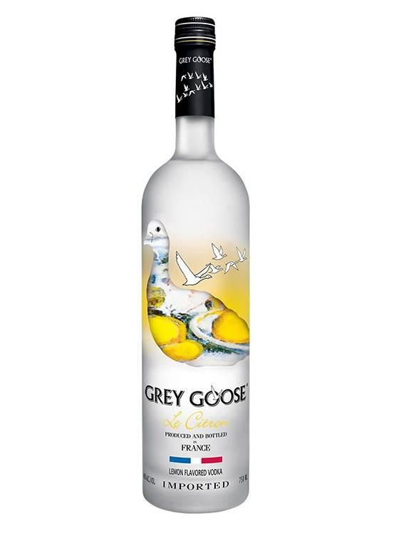 Grey Goose Grey Goose Vodka Citron 70CL
