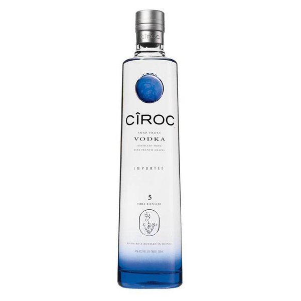 Ciroc Vodka Ultra Premium 70CL