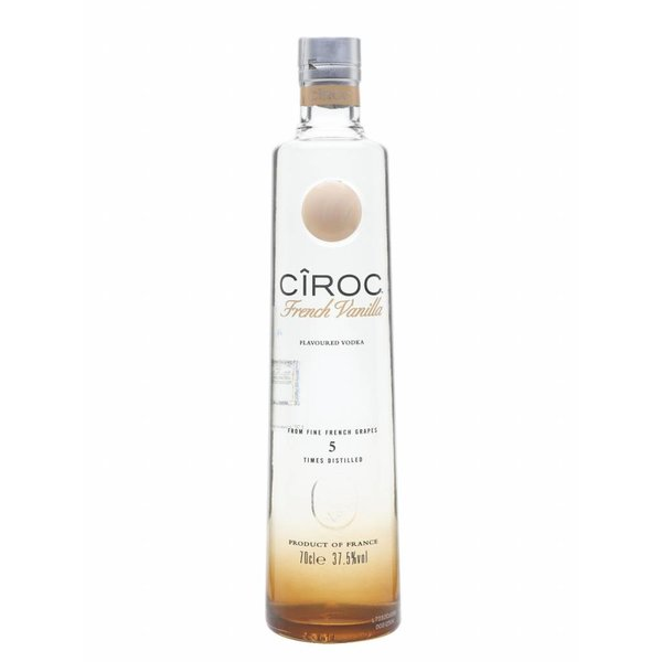 Ciroc Vodka French Vanilla 70CL