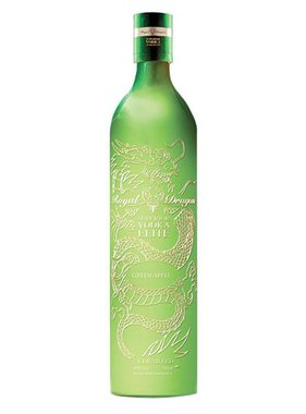 Royal Dragon Elite Green Apple Vodka 70CL