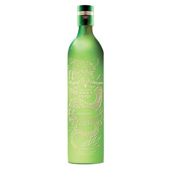 Royal Dragon Elite Green Apple Vodka 70CL