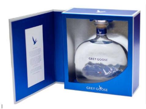 grey goose geschenk box