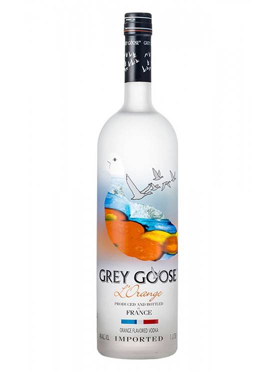 grey goose orange