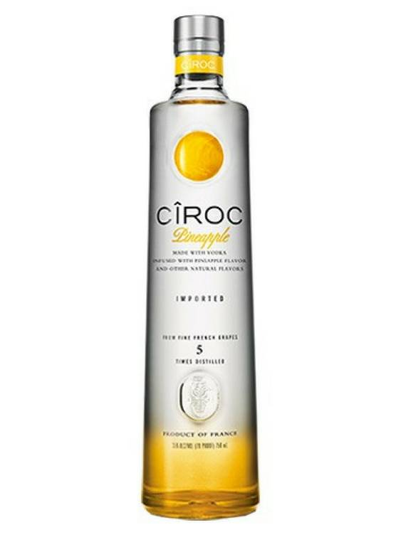 Ciroc Ciroc Vodka Pineapple 100CL