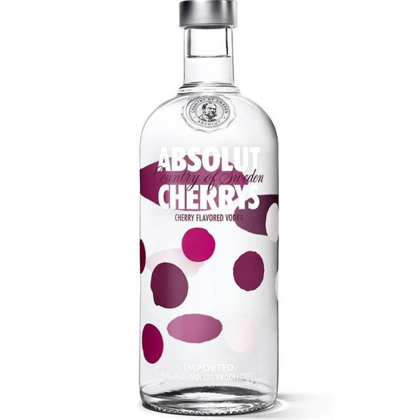 Absolut Vodka Cherrys 1L
