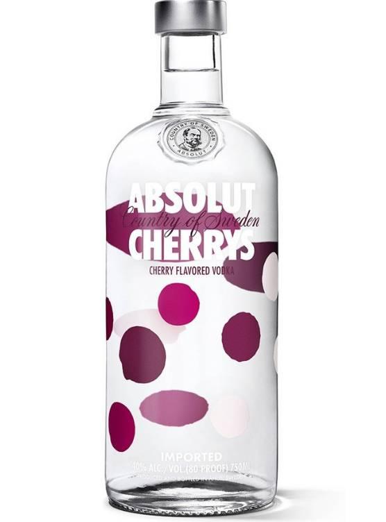 Absolut Absolut Vodka Cherrys 1L