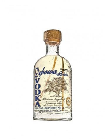 Debowa Debowa Clear Oak Vodka 70CL