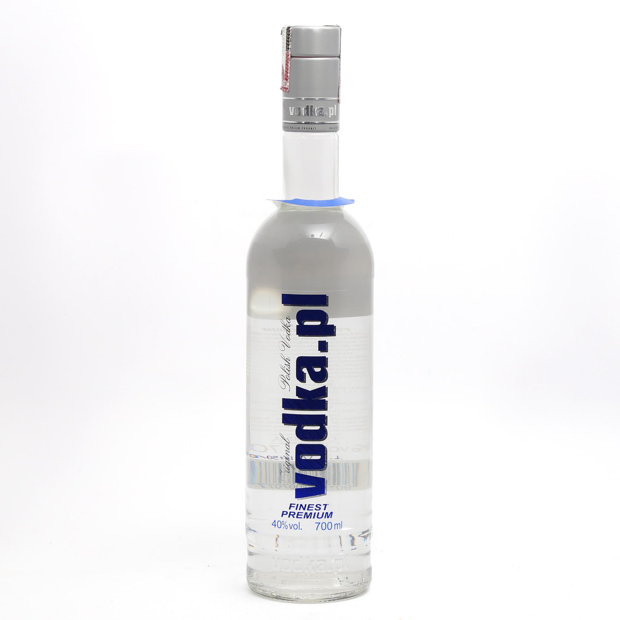 Vodka.pl Vodka.pl Finest Premium 70CL Vodka