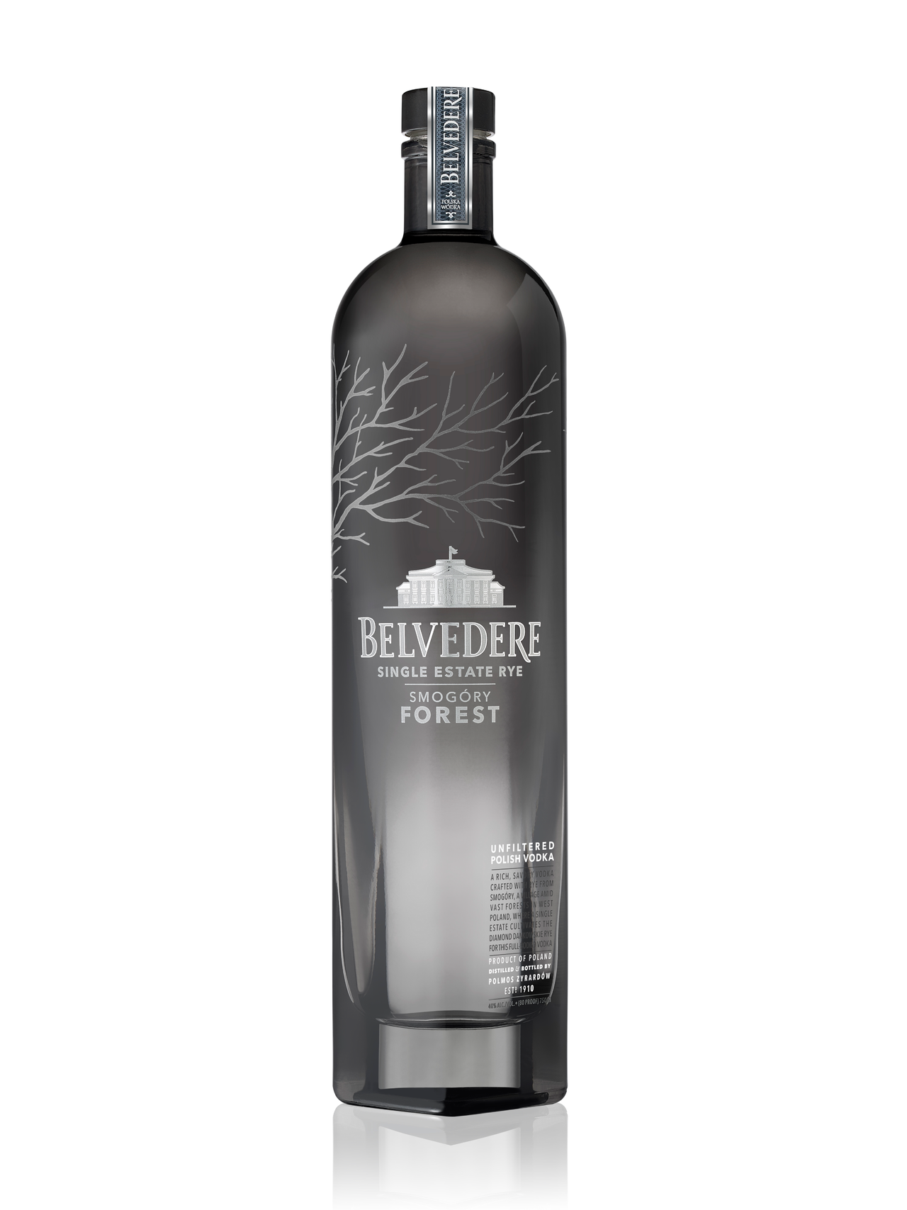 Belvedere  Belvedere Single Estate Rye Smogóry Forest 70CL