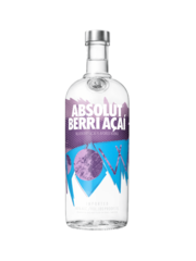 Absolut Acai Berry 1L