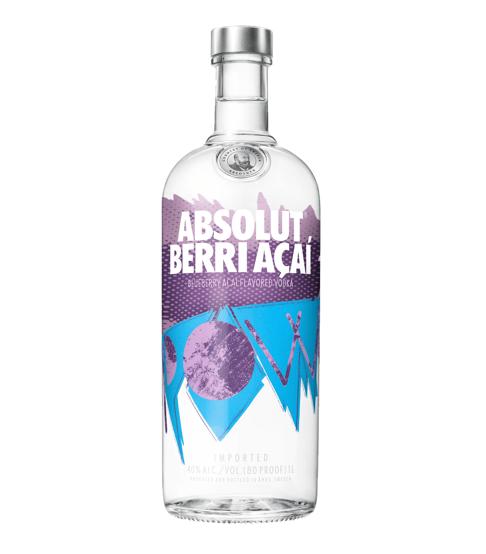 Absolut Absolut Acai Berry Vodka 100CL