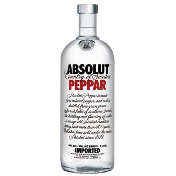 Absolut Peppar Vodka 100CL