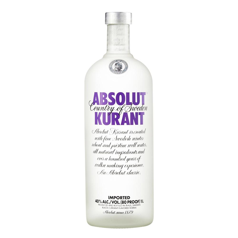 Absolut Absolut Kurant Vodka 100CL