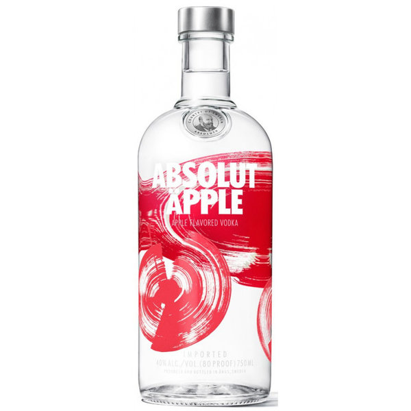 Absolut Apple Vodka 100CL