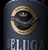 Beluga Beluga Gold Vodka Leather Case 100CL
