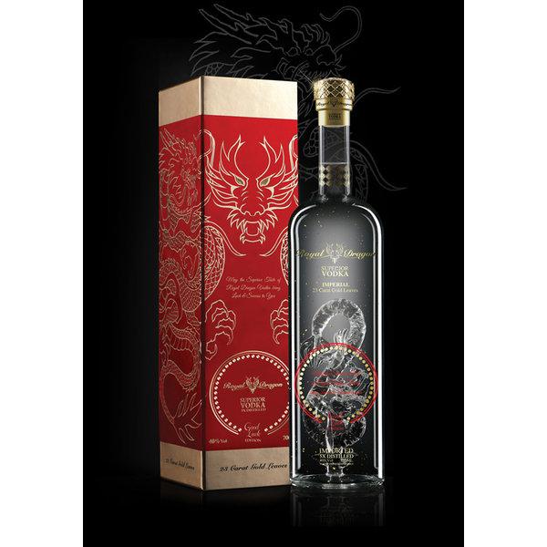 Royal Dragon Royal Dragon Impérial Good Luck Edition Vodka 100CL in Giftbox