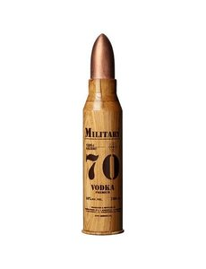Military Bullet Vodka 70 CL