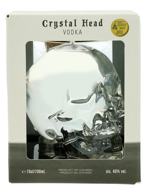 Crystal head in Gift Box 70CL