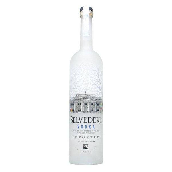 Belvedere Pure 6 Liter